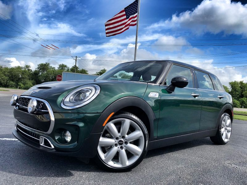 2016 Mini Clubman CLUBMAN S SPORT PREMIUM TECH WIRED FULLY LOADED ...