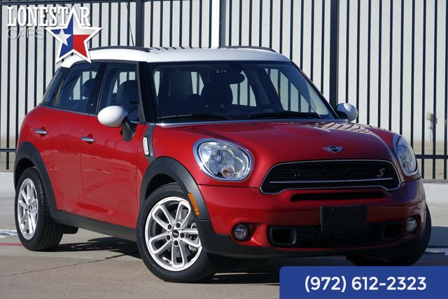 2016 Mini Cooper Countryman S Clean Carfax Warranty