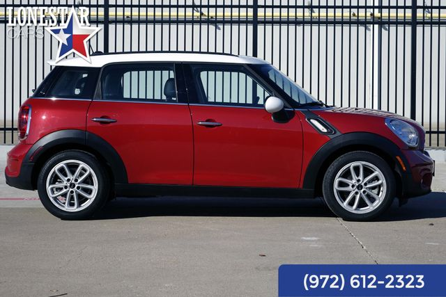 2016 Mini Cooper Countryman S Clean Carfax Warranty in Carrollton, TX 75006