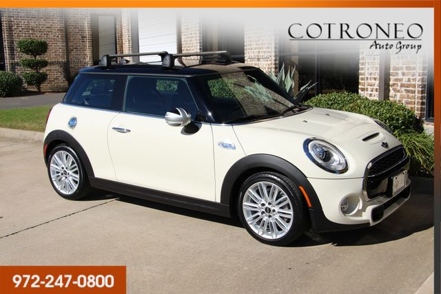 2016 Mini Cooper Hardtop S Coupe