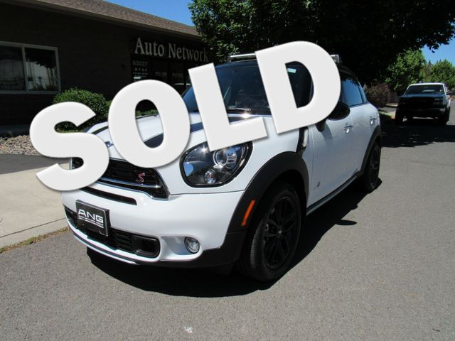 2016 Mini Countryman Cooper S ALL4 Only 4K Miles!! Bend, Oregon