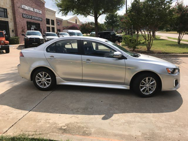 2016 Mitsubishi Lancer ES ONE OWNER in Carrollton, TX 75006