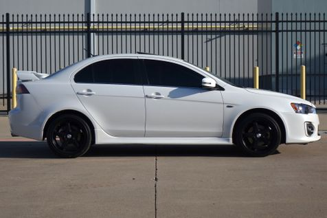 2016 Mitsubishi Lancer GT* Manual* Only 45k mi* Sunroof* EZ Financing**   Plano, TX   Carrick's Autos in Plano, TX
