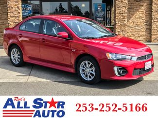 2016 Mitsubishi Lancer ES in Puyallup Washington, 98371