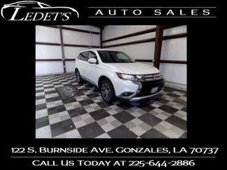 2016 Mitsubishi Outlander SE - Ledet's Auto Sales Gonzales_state_zip in Gonzales