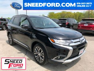 2016 Mitsubishi Outlander SEL AWD in Gower Missouri, 64454