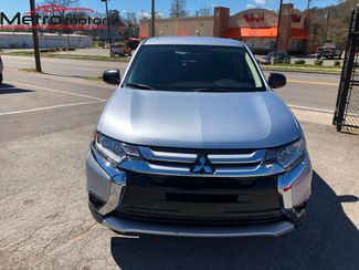 2016 Mitsubishi Outlander ES Knoxville , Tennessee 2