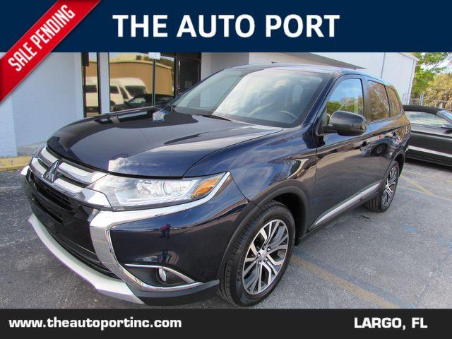 2016 Mitsubishi Outlander ES in Largo, Florida 33773
