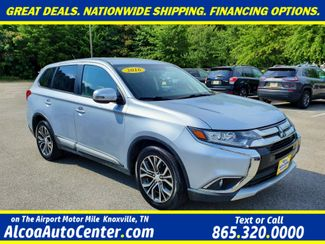 "2016 Mitsubishi Outlander SE FWD Push Button Start w/18"" Alloys in Louisville, TN 37777"