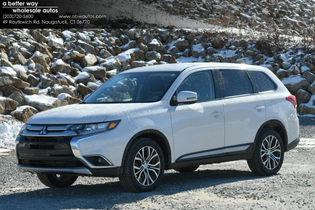 Used Mitsubishi Outlander Naugatuck Ct