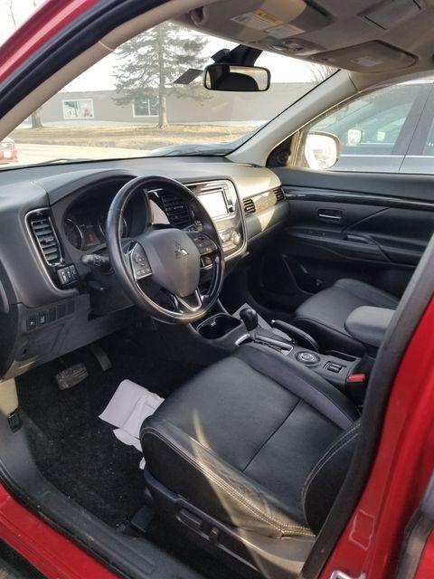 2016 Mitsubishi Outlander SEL Newport, VT 2