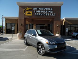 2016 Mitsubishi Outlander Sport 2.0 ES in Bullhead City Arizona, 86442-6452