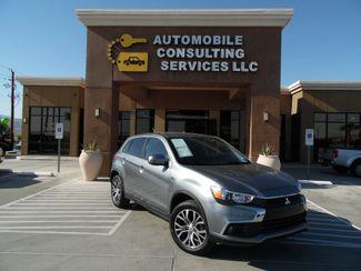 2016 Mitsubishi Outlander Sport 2.0 ES in Bullhead City Arizona, 86442-6452