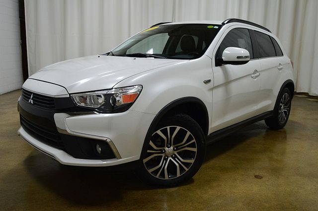 2016 Mitsubishi Outlander Sport 2.4 SEL W/Leather