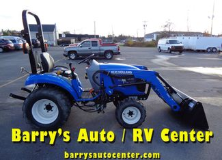 2016 New Holland Boomer 24 in Brockport NY, 14420