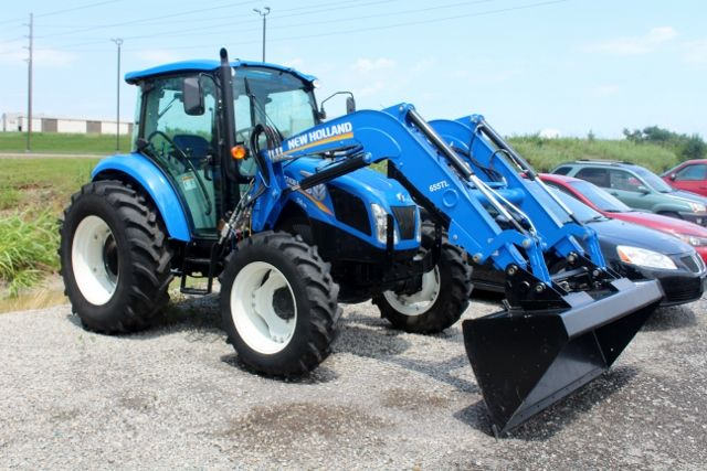 2016 New Holland T 4.75