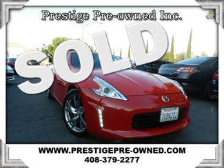 2016 Nissan 370Z SPORT TECH ((**NAVIGATION & BACK-UP CAMERA**))  in Campbell CA