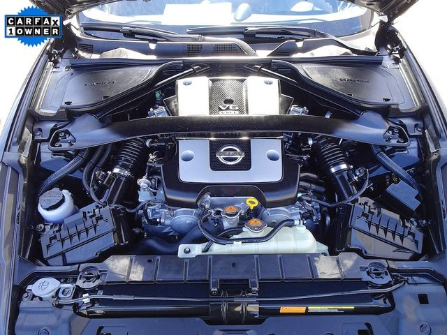 2016 Nissan 370Z Sport Madison, NC 35