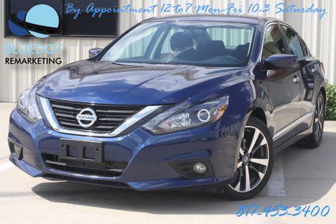 2016 Nissan Altima 3.5 SR | BACKUP CAMERA-V6 POWER LIGHT PACKAGE-APPROACH PACKAGE-WARRANTY! in Mansfield, TX
