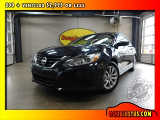 2016 Nissan Altima 2.5 S in Airport Motor Mile ( Metro Knoxville ), TN 37777