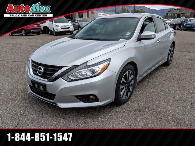 2016 Nissan Altima 2.5 SV in Albuquerque, New Mexico 87109