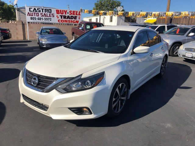 2016 Nissan Altima 2.5 SR in Arroyo Grande, CA 93420