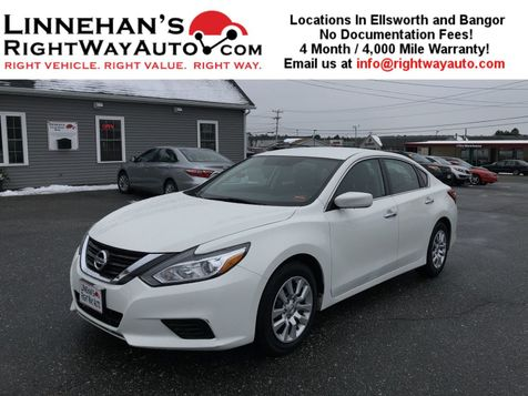 2016 Nissan Altima 2.5 S in Bangor