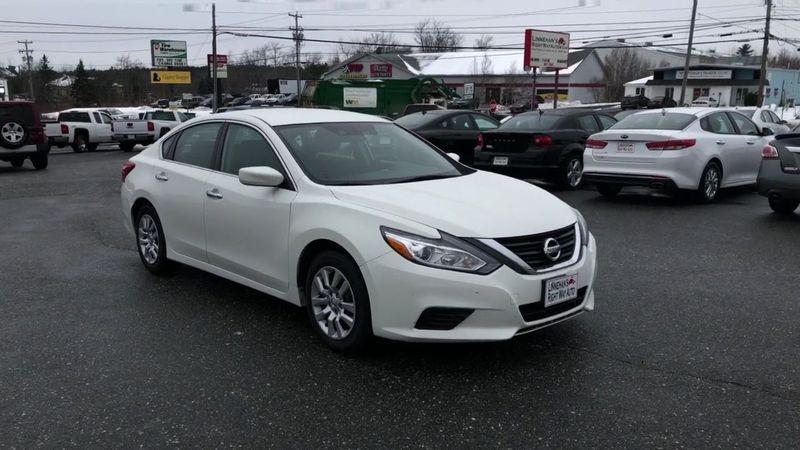 2016 Nissan Altima 25 S  in Bangor, ME