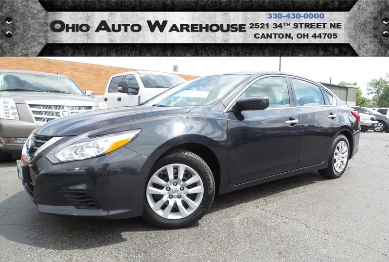 2016 Nissan Altima Up to 39 MPG FACTORY WARRANTY We Finance | Canton, Ohio | Ohio Auto Warehouse LLC in Canton Ohio
