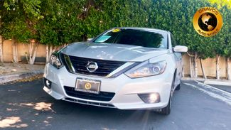 2016 Nissan Altima in cathedral city, California