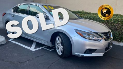 2016 Nissan Altima 3.5 SL in cathedral city