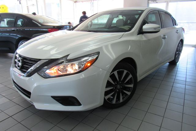 2016 Nissan Altima 2.5 SV Chicago, Illinois 2