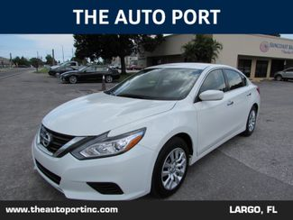 2016 Nissan Altima 2.5 S in Clearwater Florida, 33773