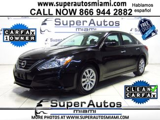 2016 Nissan Altima 2.5 in Doral FL, 33166