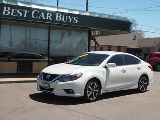 2016 Nissan Altima 2.5 SR in Englewood, CO 80113