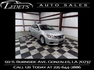 2016 Nissan Altima 2.5 - Ledet's Auto Sales Gonzales_state_zip in Gonzales