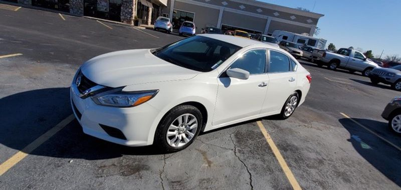 2016 Nissan Altima 2.5   Hot Springs, AR   Central Auto Sales in Hot Springs AR