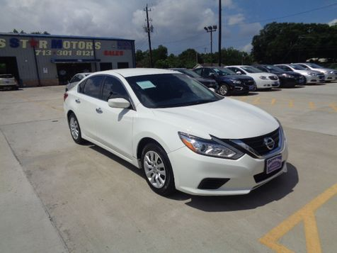 2016 Nissan Altima 2.5 S in Houston