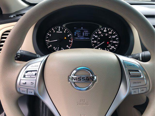 2016 Nissan Altima 2.5 S Houston, TX 32