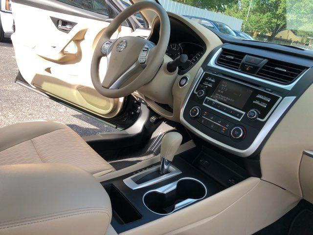 2016 Nissan Altima 2.5 S Houston, TX 34