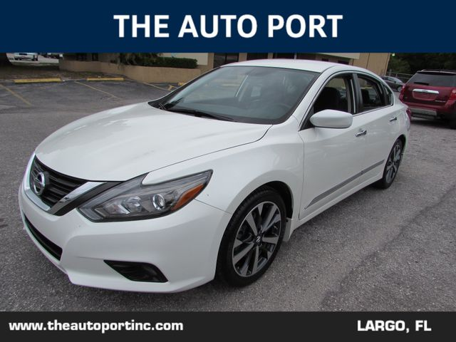 2016 Nissan Altima 2.5 SR in Largo, Florida 33773