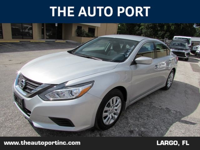 2016 Nissan Altima 2.5 S in Largo, Florida 33773