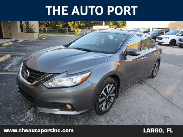 2016 Nissan Altima 2.5 SV in Largo, Florida 33773