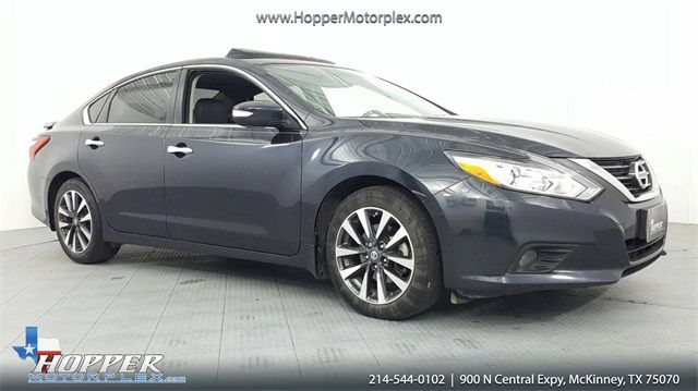 2016 Nissan Altima 2.5 SL in McKinney, Texas 75070