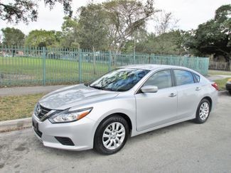 2016 Nissan Altima 2.5 S Miami, Florida