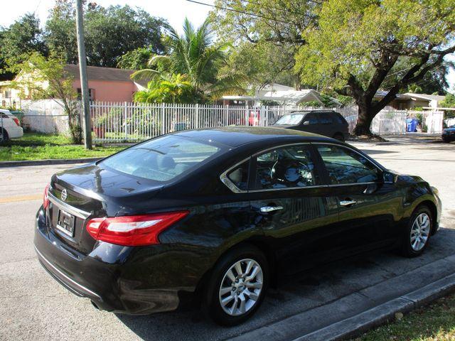 2016 Nissan Altima 2.5 S Miami, Florida 4
