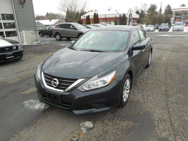 2016 Nissan Altima 2.5 S New Windsor, New York 11