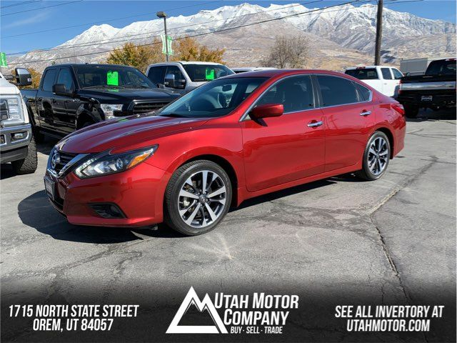 2016 Nissan Altima 2.5 SR in , Utah 84057