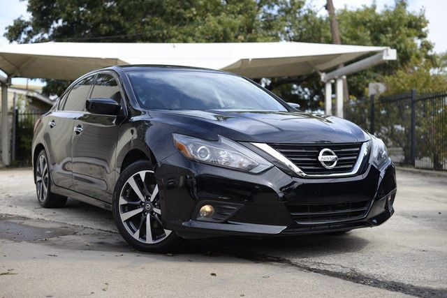 2016 Nissan ALTIMA 2.5 SR in Richardson, TX 75080