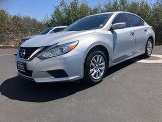 2016 Nissan Altima in San Luis Obispo CA